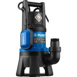 Насос погружной ЗУБР Профессионал НПГ-Т3-1300, дренажный, для грязной воды