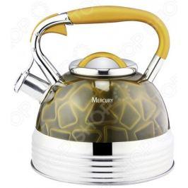 Чайник со свистком Mercury MC-6583