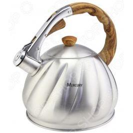 Чайник со свистком Mercury MC-6590