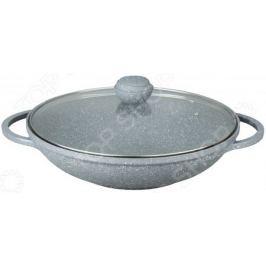 Сковорода вок Bekker Silver Marble BK-3819