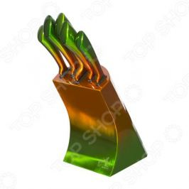 Набор ножей на подставке Berlinger Haus Metallic Sun Shine