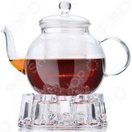 Чайник заварочный с ситом и подогревом Mayer&Boch MB-27598