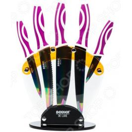 Набор ножей Bekker BK-8427