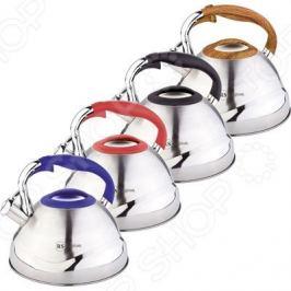 Чайник со свистком Rainstahl RS\WK-7607-30. В ассортименте