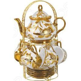 Чайный сервиз Bohmann ВНР-1862. В ассортименте