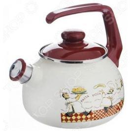 Чайник со свистком Metrot Повар