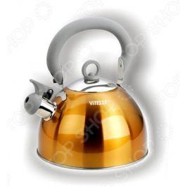 Чайник со свистком Vitesse Hanya