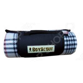 Плед с влагостойкой подложкой BOYSCOUT. В ассортименте