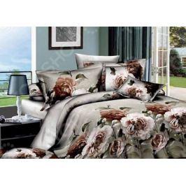 Комплект постельного белья с эффектом 3D «Триумф». 1,5-спальный