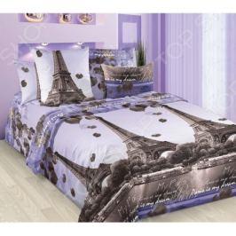 Комплект постельного белья Королевское Искушение с компаньоном «Романтика Парижа»