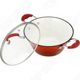 Сковорода вок Vitesse с крышкой