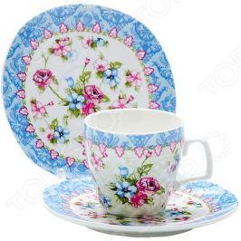 Кофейный набор Loraine LR-24755 «Розы»