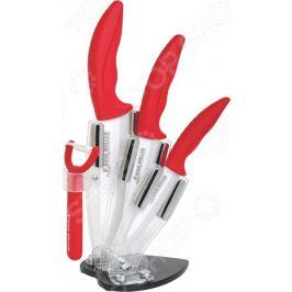 Набор ножей на подставке Frank Moller FM-349