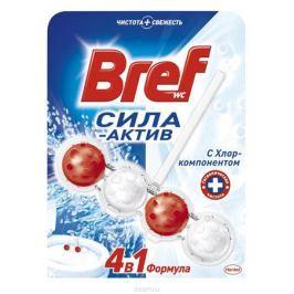 Чистящее средство для унитаза Bref Сила-Актив с Хлор-компонентом 50г