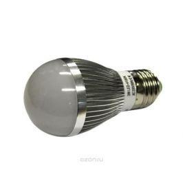 Светодиодная лампа Luck & Light, холодный свет, цоколь E27, 3W