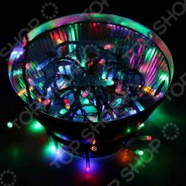 Гирлянда светодиодная Neon-Night «Твинкл Лайт». Цвет свечения: мультиколор
