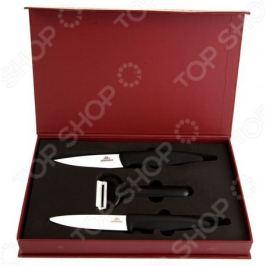 Набор керамических ножей Добрыня DO-1118