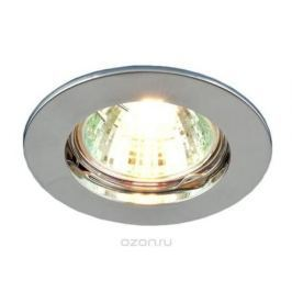 Точечный светильник Elektrostandard 863A CH (хром)