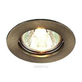 Точечный светильник Elektrostandard 863A SB (бронза)