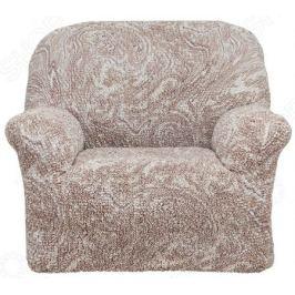Натяжной чехол на кресло Еврочехол Еврочехол «Виста. Буше»