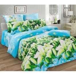 Комплект постельного белья Диана «Лилии» 4255