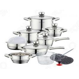 Набор посуды «Рапсодия». Количество предметов: 19