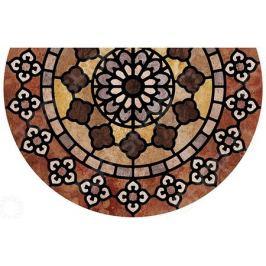 Коврик придверный Mohawk «Деревенский орнамент»
