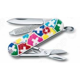 Нож перочинный Victorinox Classic 0.6223.841 VX Colors