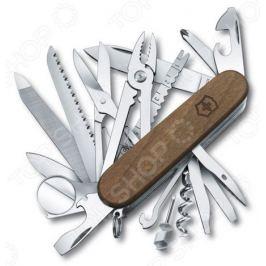 Нож перочинный Victorinox SwissChamp Wood 1.6791.63