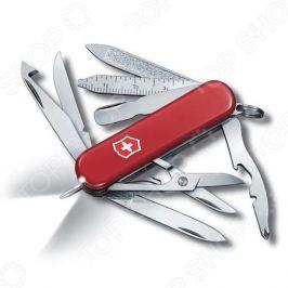 Нож перочинный Victorinox Classic Midnight MiniChamp 0.6386