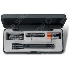 Набор: нож-брелок и фонарь светодиодный Victorinox 4.4024