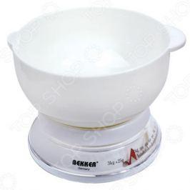Весы кухонные Bekker BK-23