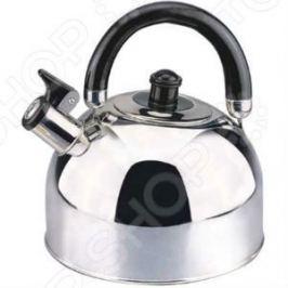 Чайник со свистком Bekker BK-S341