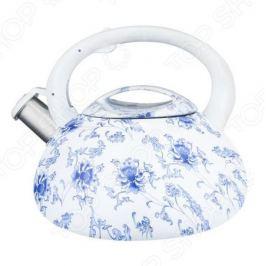 Чайник со свистком Bekker WR-5018
