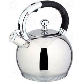 Чайник со свистком Bekker BK-S520