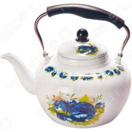Чайник эмалированный Bekker BK-E315. В ассортименте