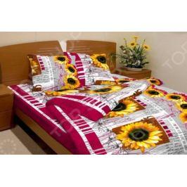 Комплект постельного белья «Дачный роман». 1,5-спальный