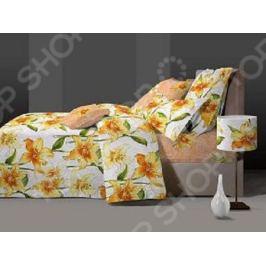 Комплект постельного белья МарТекс «Лилия»