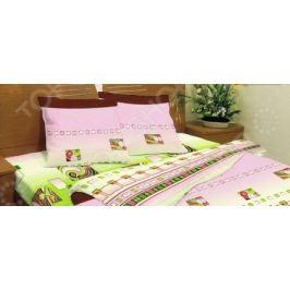 Комплект постельного белья МарТекс «Лирика»