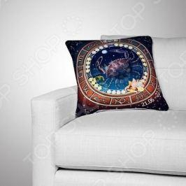 Подушка декоративная «Рак»