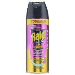 Аэрозоль от летающих и ползающих насекомых Raid