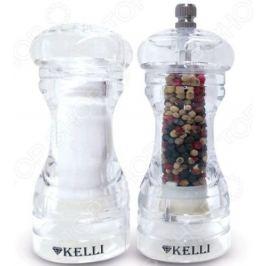 Набор:мельница для перца и солонка Kelli KL-11101