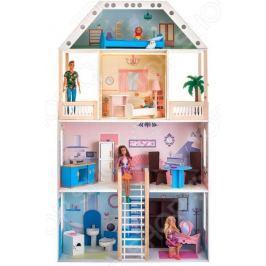 Кукольный дом с аксессуарами PAREMO «Поместье Риверсайд»