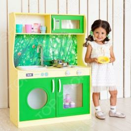 Кухня игрушечная PAREMO «Фиори Вэрде Мини»
