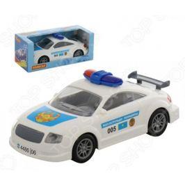 Машинка инерционная игрушечная POLESIE «ДПС. Казахстан»