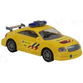Машинка инерционная игрушечная POLESIE «Скорая помощь»