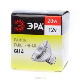 ЭРА GU4-MR11-20W-12V-30Cl