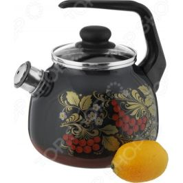 Чайник со свистком Северсталь «Рябина»