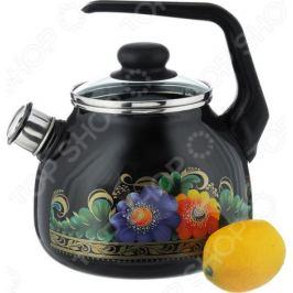 Чайник со свистком Северсталь «Вологда»