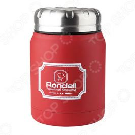 Термос для еды Rondell Picnic